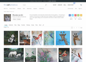 rhonda-clapprood.artistwebsites.com