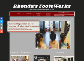 rhondasfooteworks.com