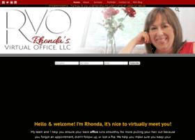 rhondasvirtualoffice.com