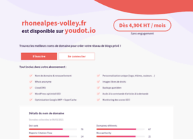 rhonealpes-volley.fr