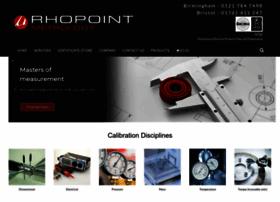 rhopointmetrology.com