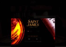 rhum-saintjames.com