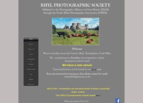 rhylphotosoc.co.uk