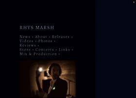 rhysmarsh.com