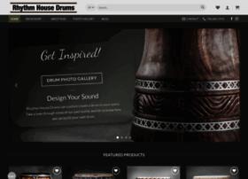 rhythmhousedrums.com