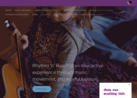 rhythmnruach.com