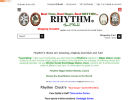 rhythmsclocks.com