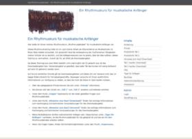 rhythmusalphabet.de