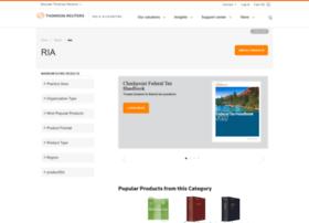 ria.thomson.com
