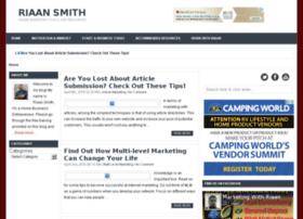 riaansmith.com