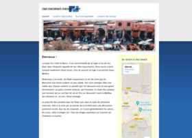 riad-marrakech-marocain.com