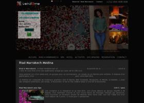 riad-vendome-marrakech.com