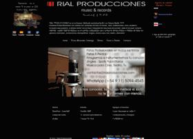 rialproducciones.com.ar