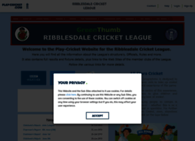 ribblesdalecl.play-cricket.com