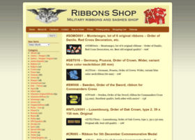 ribbonsshop.com