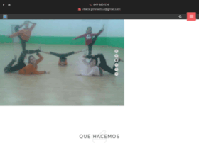 riberagimnastica.es