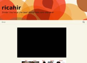ricahir.wordpress.com