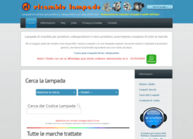 ricambiolampade.com