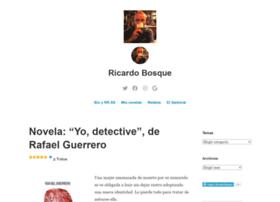 ricardobosque.wordpress.com