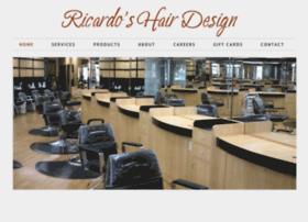ricardoshairdesign.com