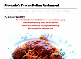 riccardos-italian-restaurant.co.uk