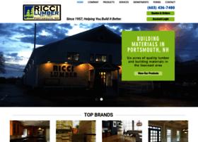 riccilumber.com
