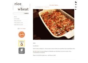 riceandwheat.com