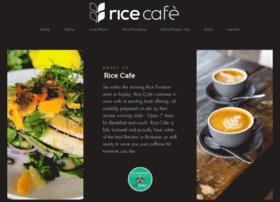 ricecafe.com.au