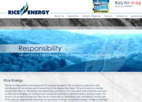 riceenergy.com