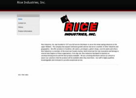 riceindustriesinc.com