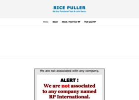 ricepuller.com