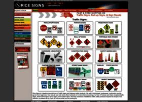 Ricesigns.com