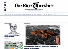 ricethresher.org