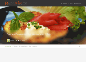 ricette-dukan.com
