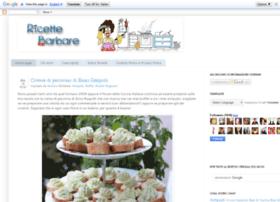 ricettebarbare.blogspot.com