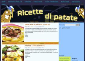 ricettedipatate.net
