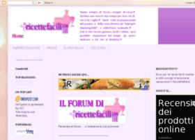 ricettefacilissime.blogspot.com