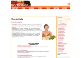 ricetteitalia.org