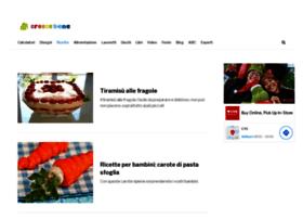 ricetteperbambini.crescebene.com