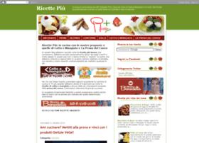 ricettepiu.blogspot.it