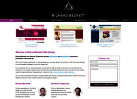 richardbeckett.co.uk