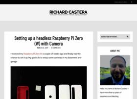 richardcastera.com
