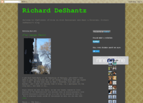 richarddeshantz.blogspot.com