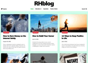 richardharringtonblog.com