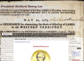 richardhenrylee.org