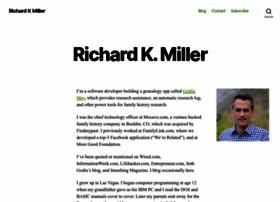 richardkmiller.com