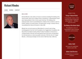 richardrhodes.com