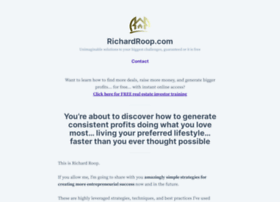 richardroop.com
