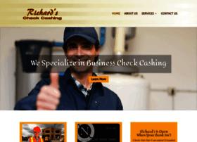 richardscheckcashing.com