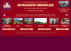 richardsonimmobilier.com